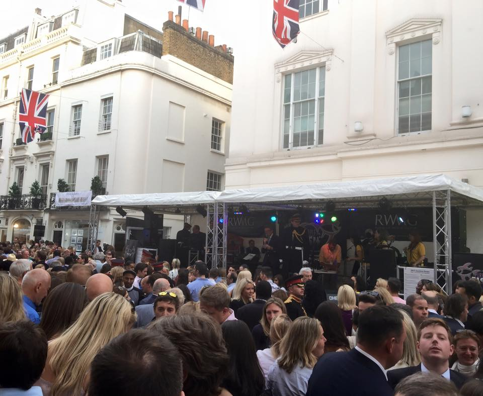 Motcomb Street Party Event 4
