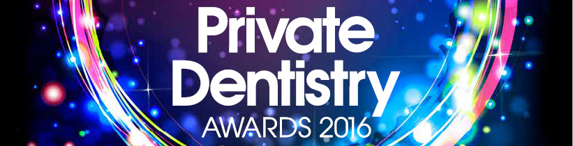 Shortlisted for Private Dentistry Awards 2016
