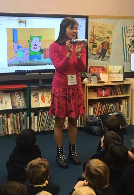 moira-wong-visits-fulham-pre-prep-school